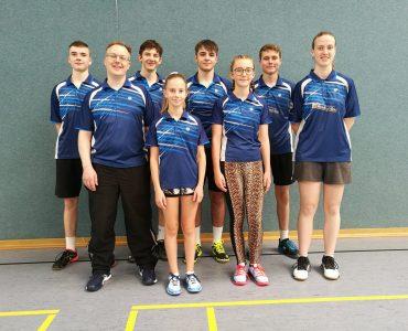 3. Platz auf der Bayerische Mannschaftsmeisterschaft U19