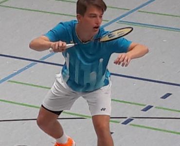 Joshua rockt die Deutsche Meisterschaft!