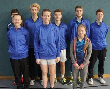 Zweiter Platz auf der Südostdeutschen Mannschaftsmeisterschaft für die Jugend!