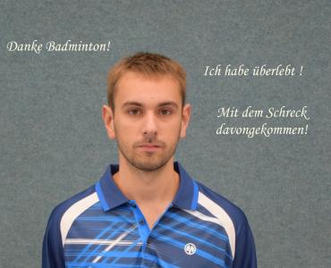 Kann Badminton Unfälle verhindern?